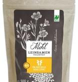 Ölmühle Solling Ölmühle Solling - Bio-Leinsamenmehl teilentölt, 500g - MHD 25.8.18!