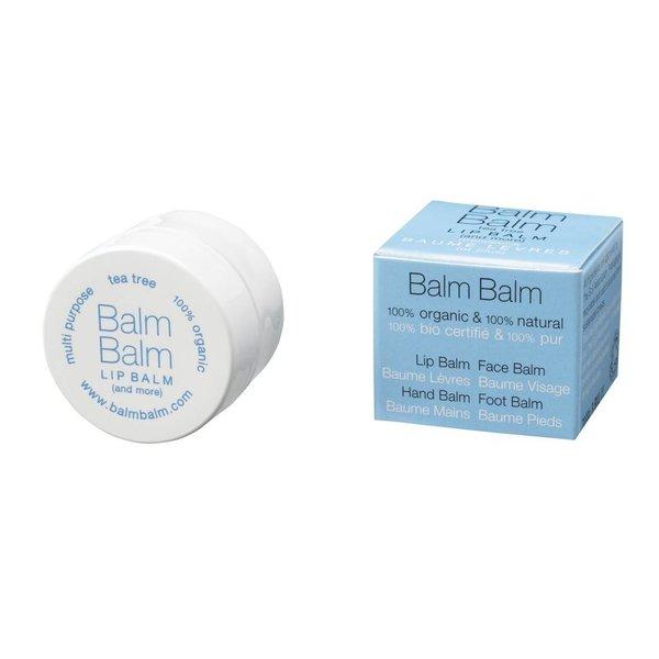 Balm Balm - 'Tea tree' Lippenbalsam, Schraubdose, 7ml
