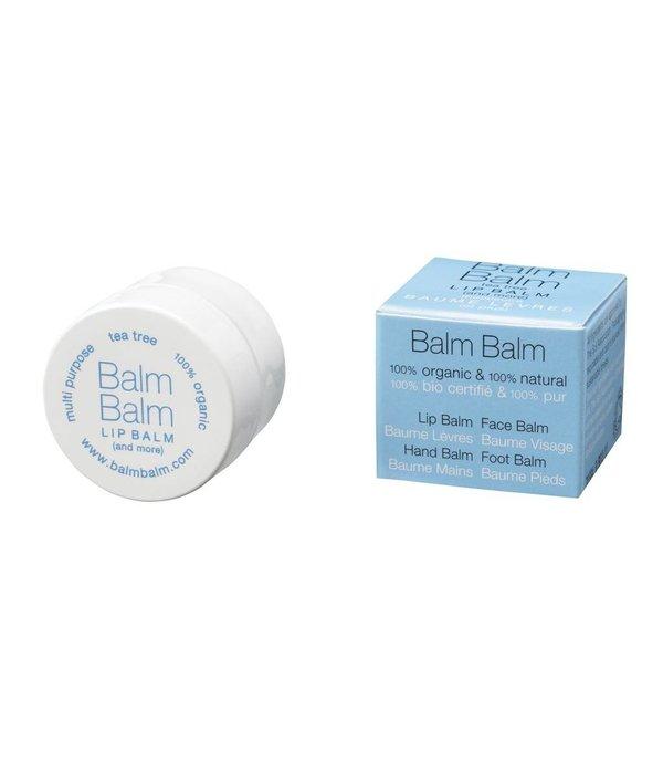 Balm Balm Balm Balm - 'Tea tree' Lippenbalsam, Schraubdose, 7ml