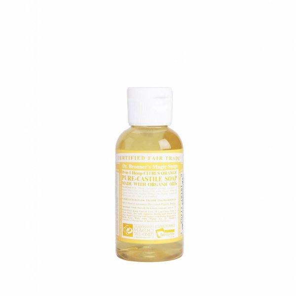 Dr. Bronners - Zitrus Orange Flüssigseife, 59ml