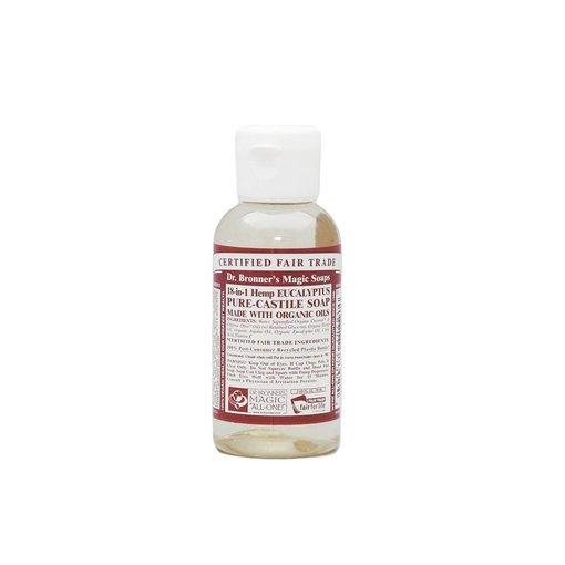 Dr. Bronner's Dr. Bronners - Eukalyptus Flüssigseife, 59ml