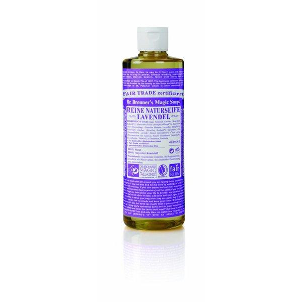 Dr. Bronners - Lavender Castile Flüssigseife, 472ml
