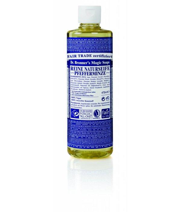 Dr. Bronner's Dr. Bronners - Peppermint Flüssigseife, 473ml