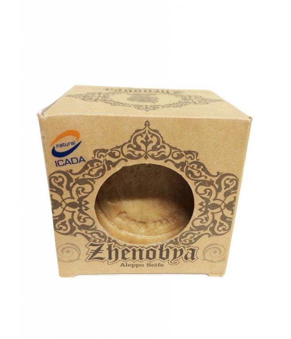 Zhenobya Zhenobya - BIO Alepposeife 75% Olive,25% Lorbeer, 200g