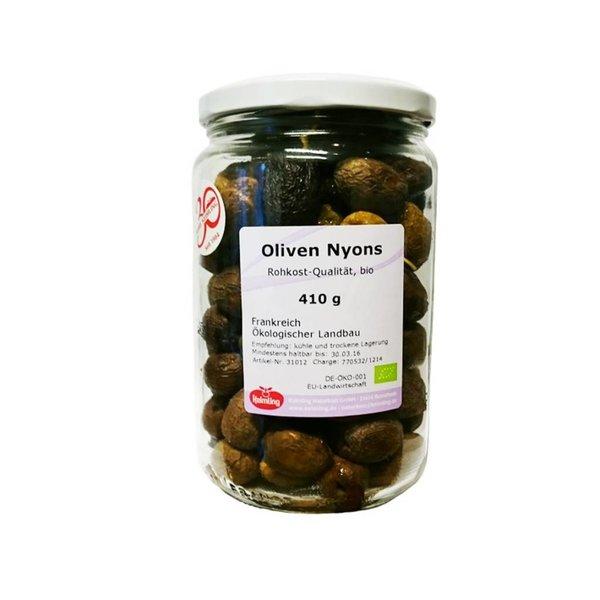 Keimling - 'Oliven Nyons' Trockenfrucht, 410g