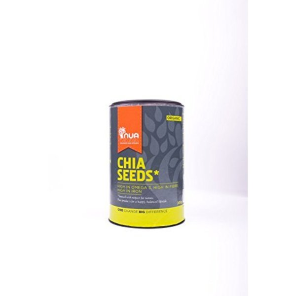 Chia Seeds Org, 200g