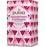 Pukka Pukka - 'Holunderbeere & Echinacea' Bio-Tee, 20 Blt