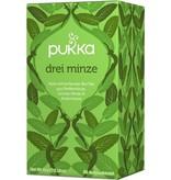 Pukka Pukka - 'Drei Minze' Bio-Tee, 20 Blt