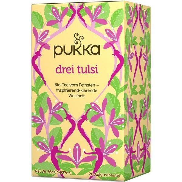 Pukka - 'Drei Tulsi' Bio-Tee, 20 Blt