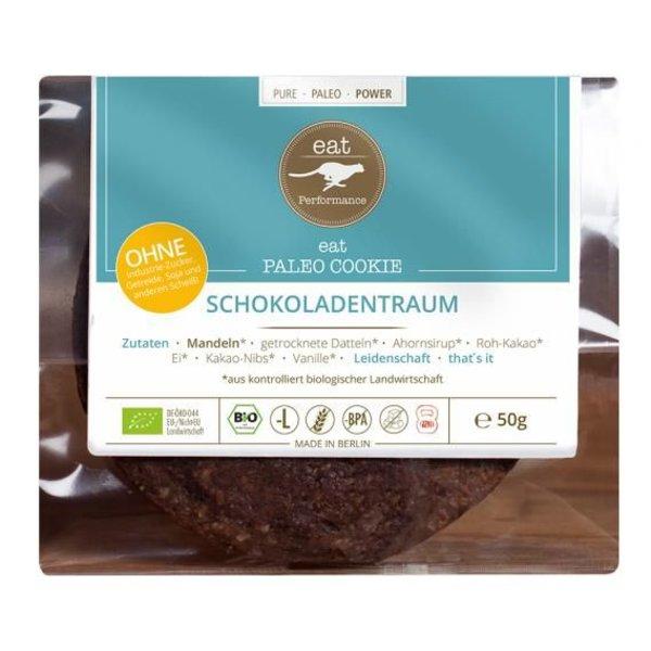 eat Performance - eat Cookie Schokoladentraum, 50g