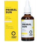 Primal State PRIMAL SUN - Vitamin D3 drops (1,000 IU)
