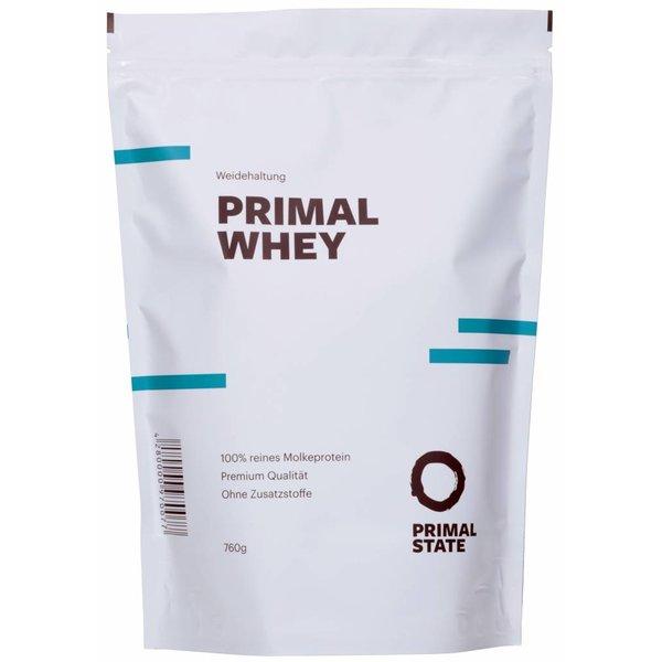 Primal State - WHEY Protein Pulver, 760g
