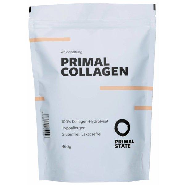 Primal State - COLLAGEN Protein Pulver, 460g