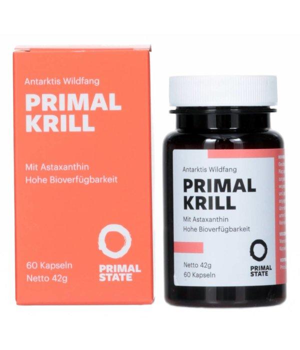 Primal State Primal State - KRILL Öl, 60 Kapseln á 500mg