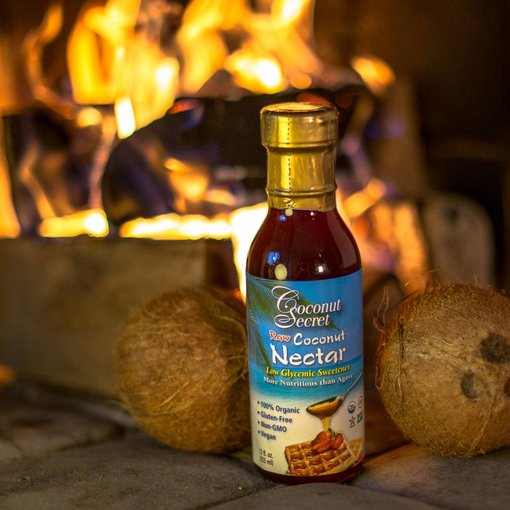 Coconut Secret Coconut Secret - Raw Coconut Nectar, 355ml