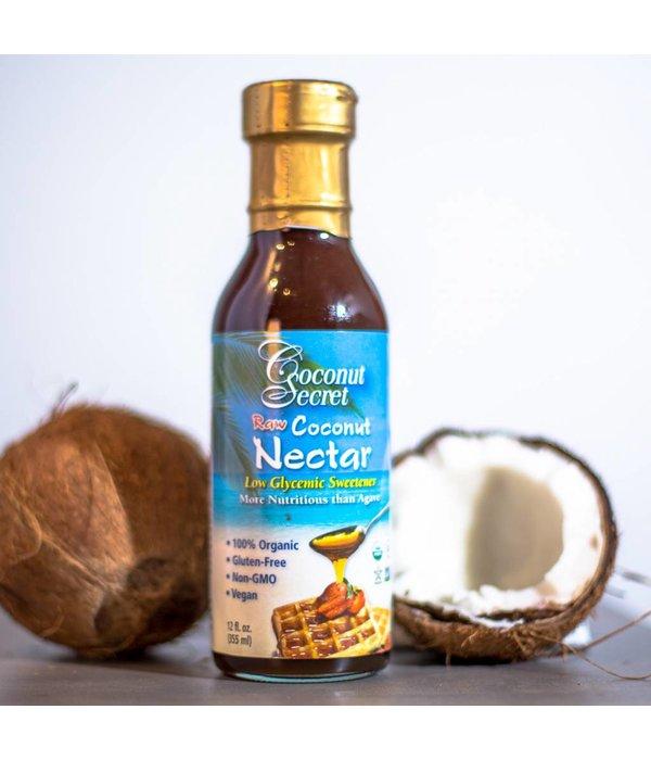 Coconut Secret Coconut Secret - Raw Coconut Nectar, 355ml, MHD 11.2.17