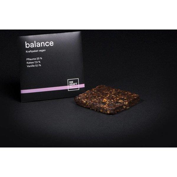 Kraftriegel BALANCE, 50g, vegan