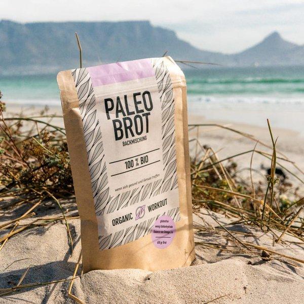 Organic Workout - Paleo Brotbackmischung, 300g
