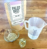 Organic Workout Organic Workout - Paleo Brotbackmischung, 300g
