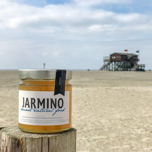 JARMINO – Bio Rinder Knochenbrühe (Weiderind), 350ml
