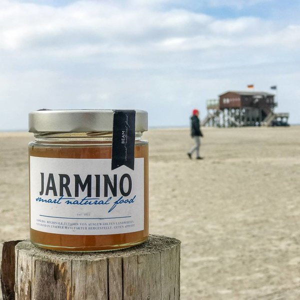 JARMINO – Hühner Knochenbrühe BOOST, 350ml