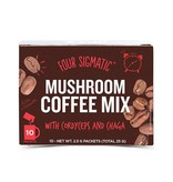 Four Sigmatic Mushroom Coffee mit Cordyceps - Four Sigmatic