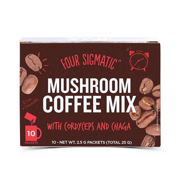 Mushroom Coffee mit Cordyceps - Four Sigmatic