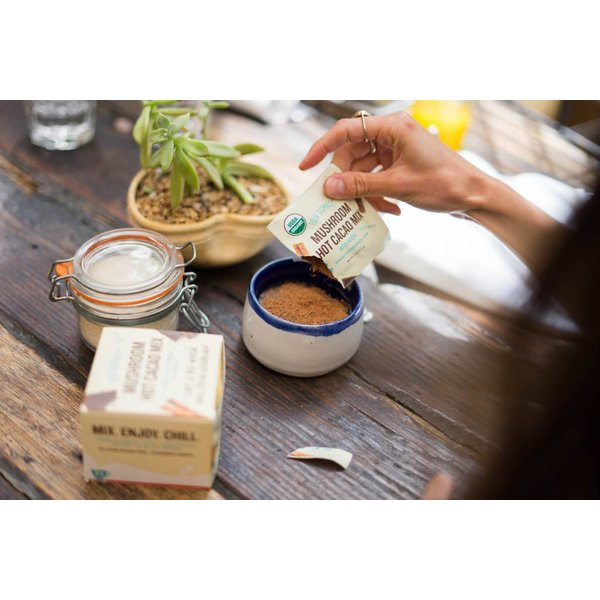 Mushroom Coffee with Cordyceps - Foursigmatic  - Copy - Copy