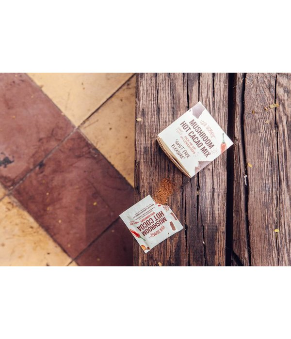 Four Sigmatic Mushroom Hot Cacao mit Cordyceps und Guarana - Four Sigmatic