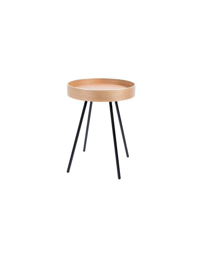 Zuiver Zuiver Side Table Oak Tray