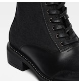 G-Star D06346-9239-990 G-Star Boots LACE UP GUARDIAN Cow LTH Denim Mix black
