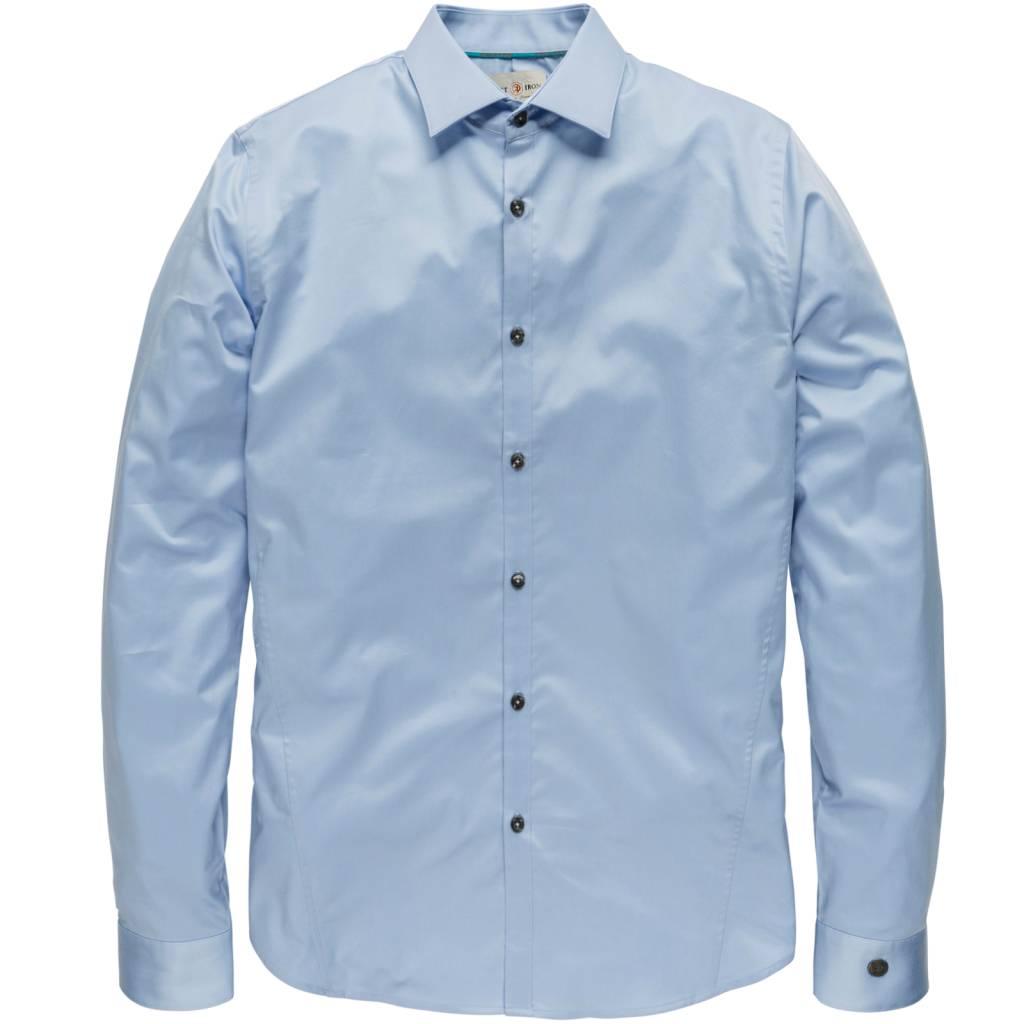 Cast Iron CSI00429 5316 Cast Iron Long Sleeve Shirt Cobra, licht blauw