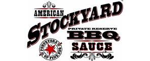 Stockyard BBQ saus