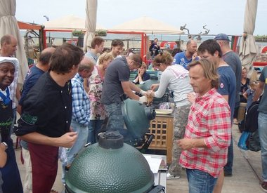 Big Green Egg Workshop