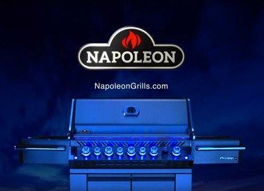 Napoleon Grill School