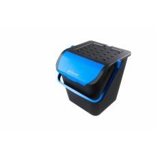 De Bries Malpie - 28 liter  - blauw