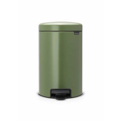 Brabantia Newicon pedaalemmer - 12 liter - moss green