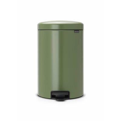 Brabantia Newicon pedaalemmer - 20 liter - moss green