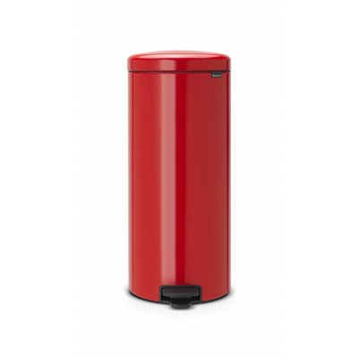 Brabantia Newicon pedaalemmer - 30 liter - passion red