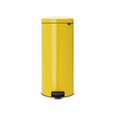 Brabantia Newicon pedaalemmer - 30 liter - daisy yellow