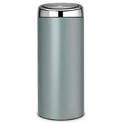 Brabantia Touch Bin - afvalverzamelaar - 30 liter - metallic mint