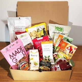 box buenobio cadeau - Snacks Sains