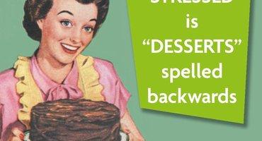 Stress? Moins de stress en mangeant autrement?