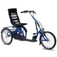 Lintech Lintech Singly elektrische driewieler