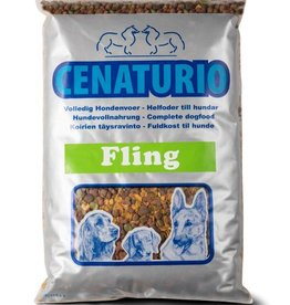 Cenaturio Fling -De warme maaltijd voor uw hond-