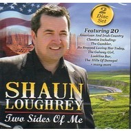 SHAUN LOUGHREY TWO SIDES OF ME (2 CD SET)