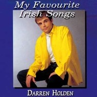 DARREN HOLDEN - MY FAVOURITE IRISH SONGS (CD)