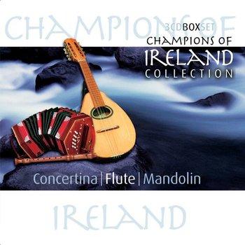 CHAMPIONS OF IRELAND BOX SET - CONCERTINA / FLUTE / MANDOLIN