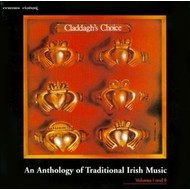 Claddagh Records,  CLADDAGH'S CHOICE, AN ANTHOLOGY OF TRADITIONAL IRISH MUSIC (2 CD SET)