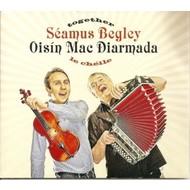SEAMUS BEGLEY & OISIN MAC DIARMADA - TOGETHER (CD)